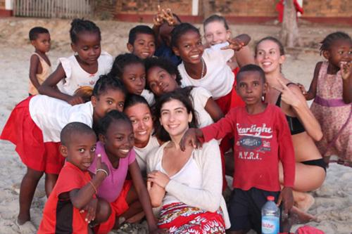 Nos actions au Free Spirit - soutien d'un centre pour enfants et personnes agées en situation de précarité à Madagascar