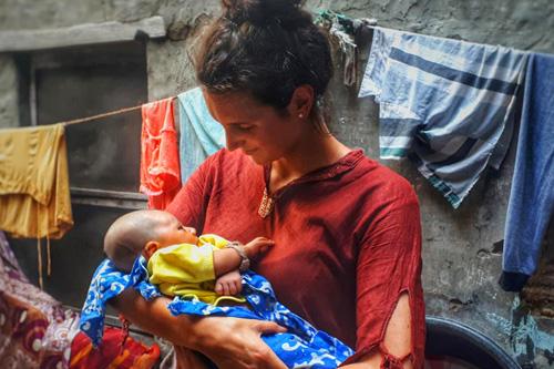 Free Spirit Foundation - Nos actions dans un dispensaire en Inde