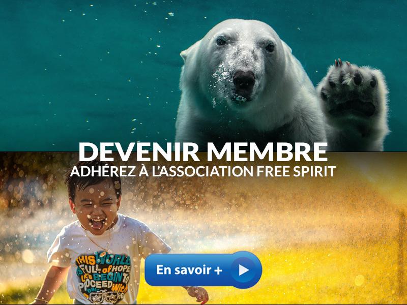 Devenir membre du Free Spirit Foundation