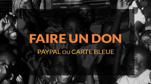 Faire un don orphelinat en Afrique